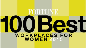 fortune-100-best-workplaces-for-women-2015