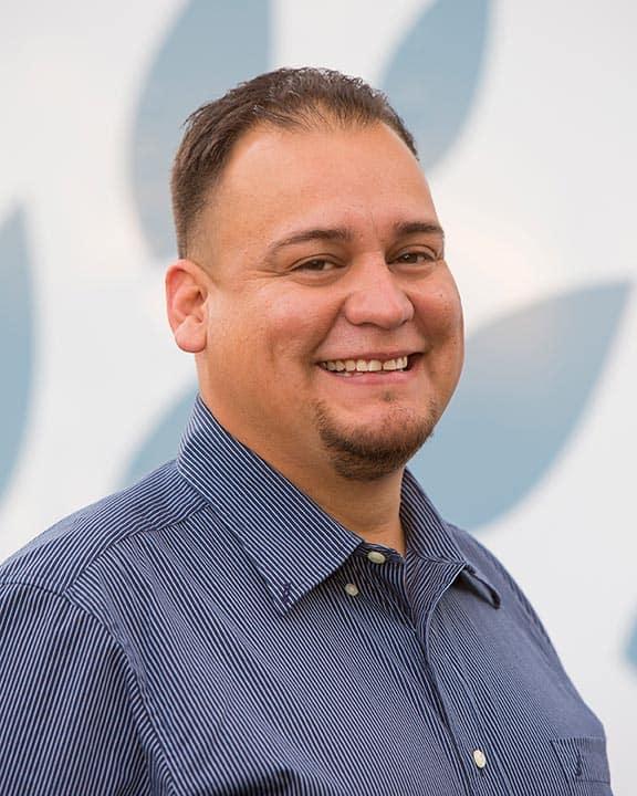 Ray Ortega, Branch Manager – Albuquerque