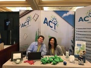 ACTenviro at CUPA Conference