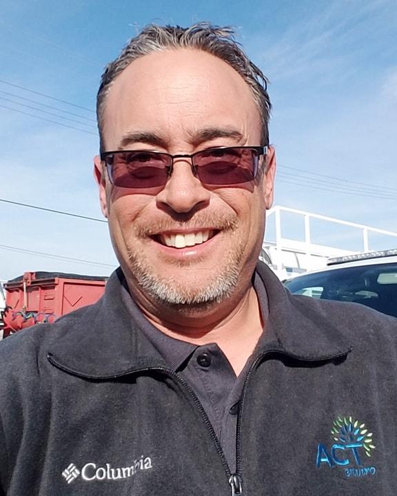 Dean Matsuoka, Branch Manager – Riverside