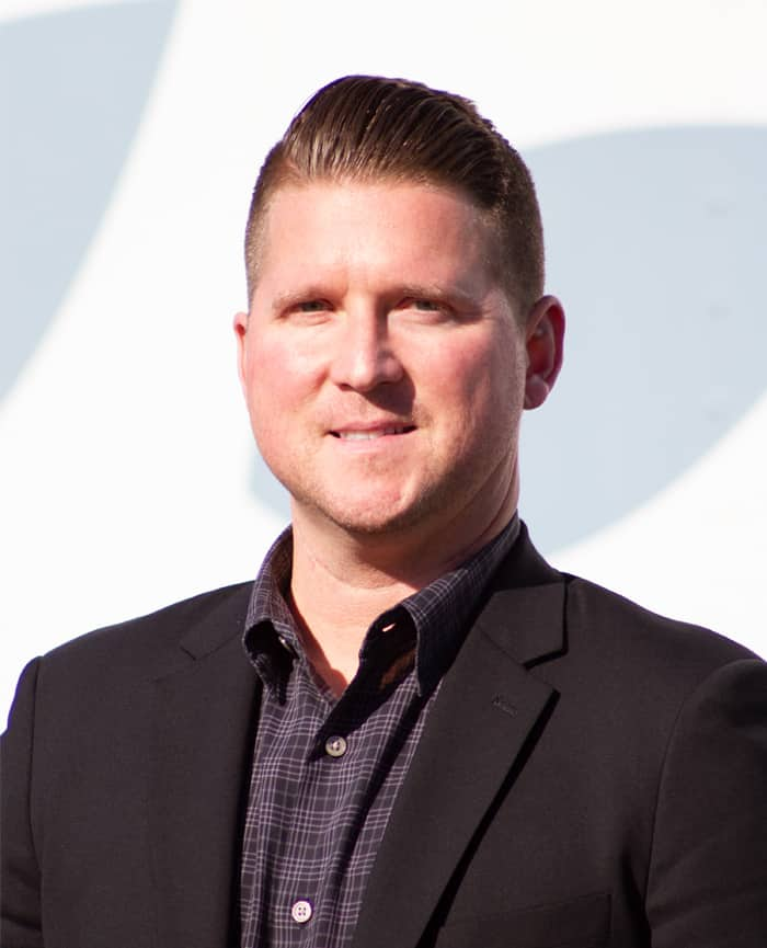 Shawn Ball, Vice President Of Sales