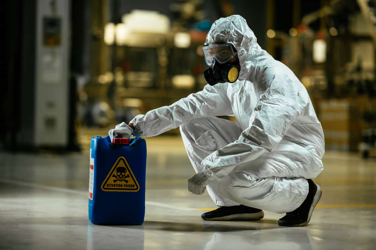Is My Company's Waste Hazardous? Reviewing RCRA Toxicity